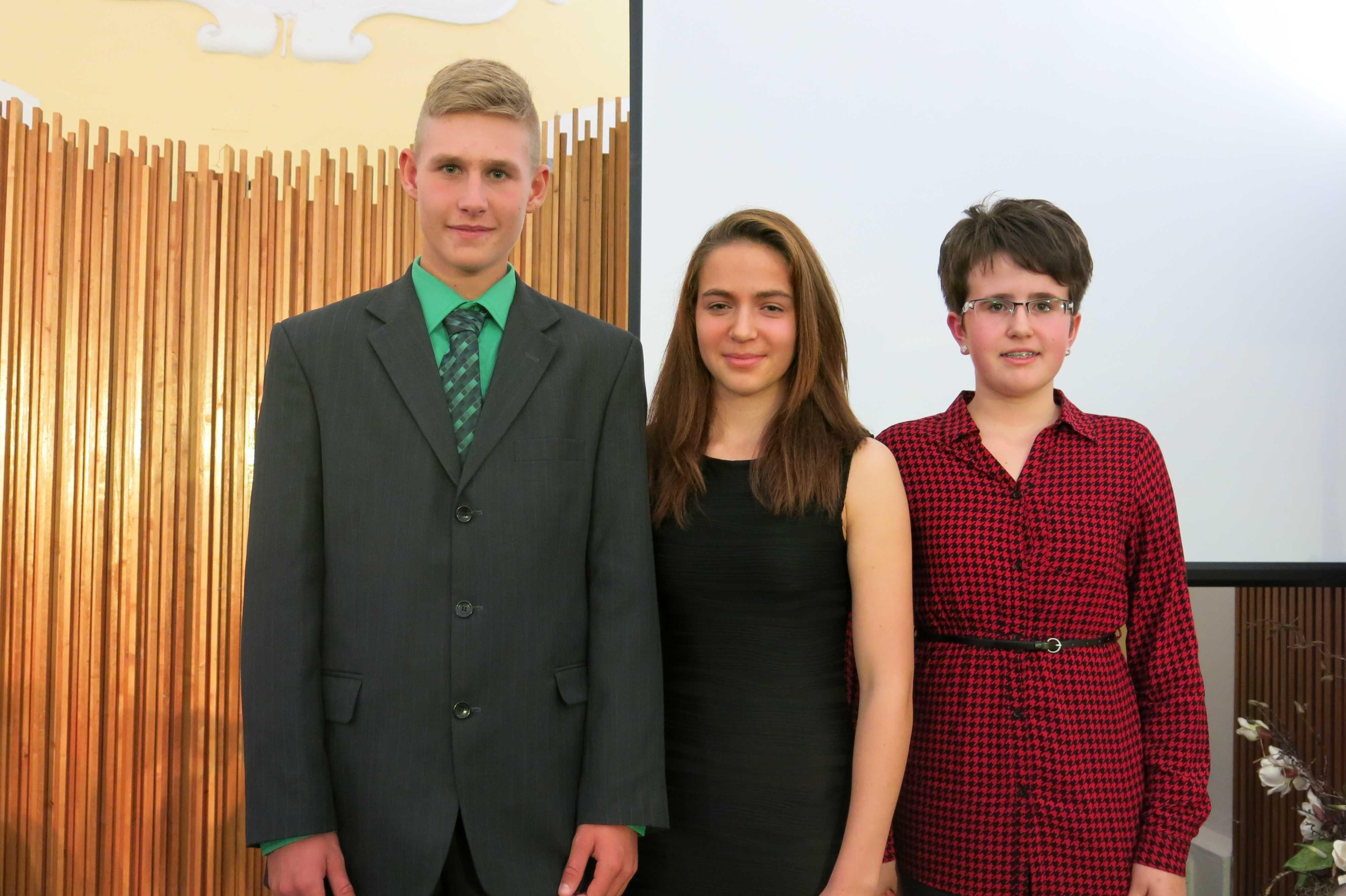 Ceny města Havlíčkův Brod pro nejlepší žáky základních škol