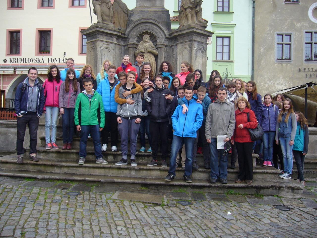 Exkurze do jižních Čech a rakouského Lince