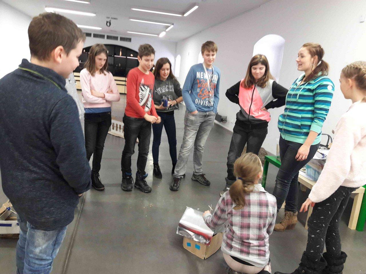 Exkurze do Muzea nové generace ve Žďáře n. S.