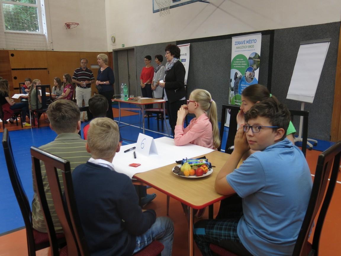 Školní fórum na ZŠ V Sadech