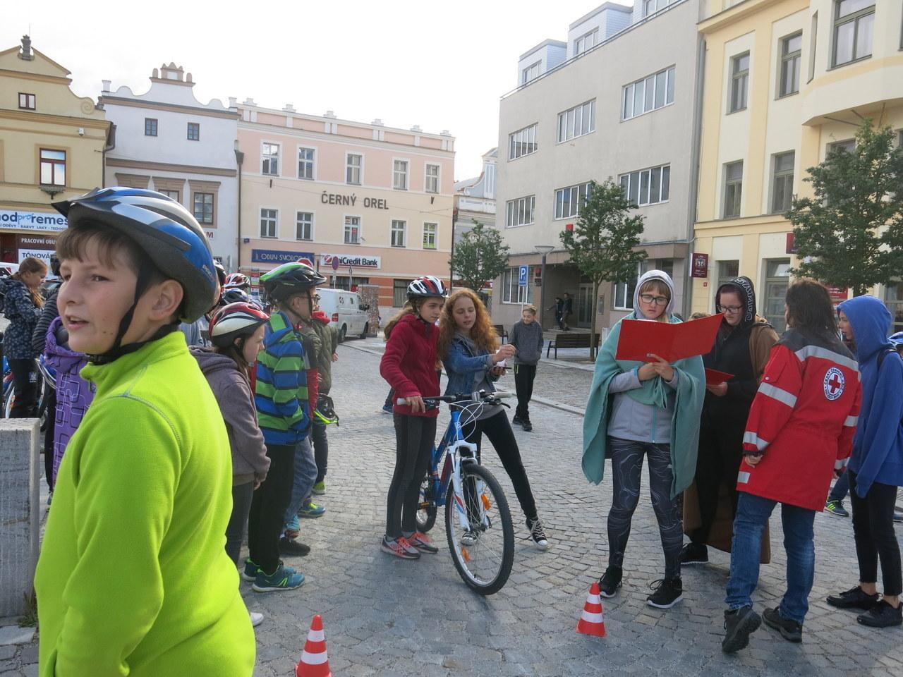 Den bez aut na ZŠ V Sadech